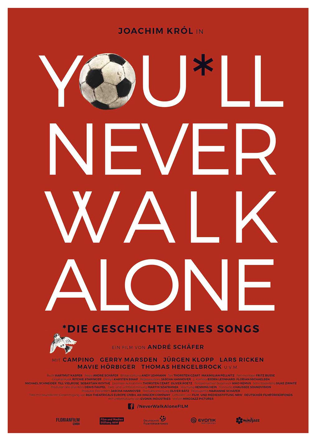 Youll Never Walk Alone poster 02 German