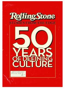 Petak, 1.11. // 18.30č // Časopis Rolling Stone: priče koje pomeraju granice (Rolling Stone: Stories from the Edge)