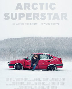 17.9, nedelja 19h / Superstar s Arktika (Arctic Superstar)