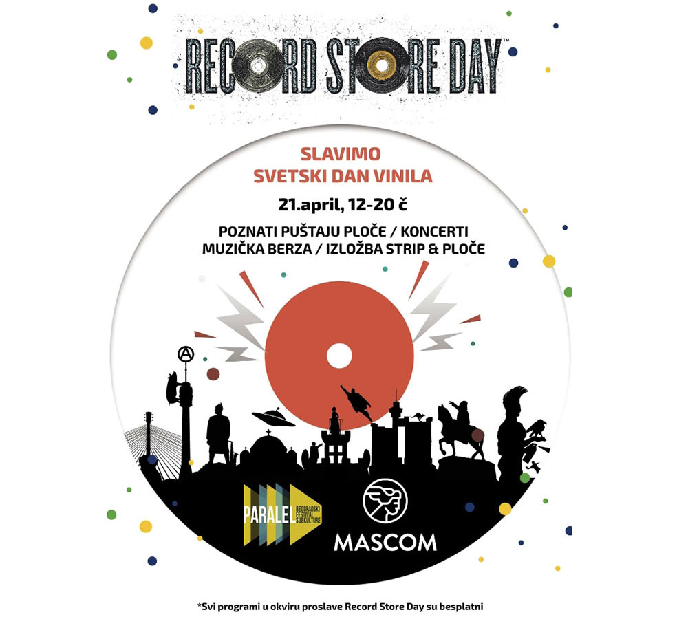 Record Store Day u Čumiću
