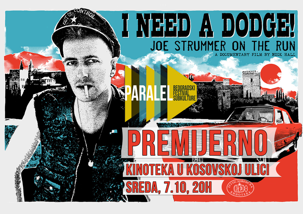 I Need a Dodge-Joe Strummer on the run